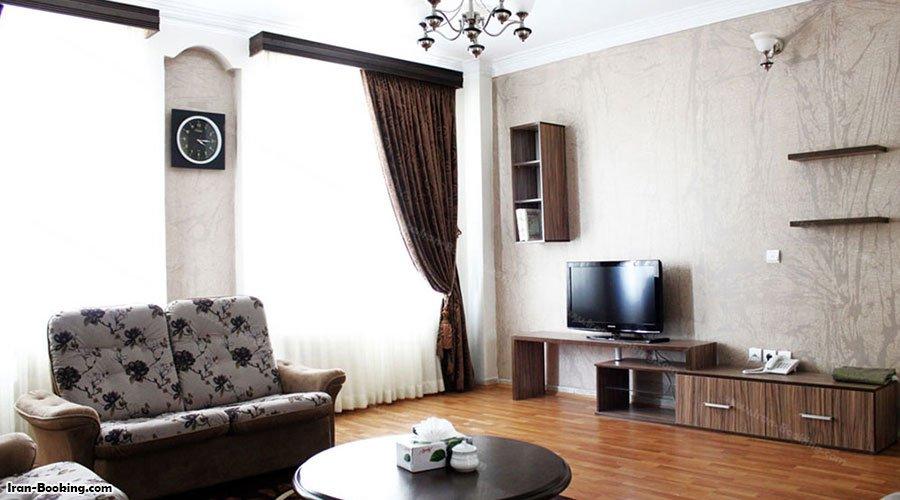 Roze Hotel Apartment Tehran