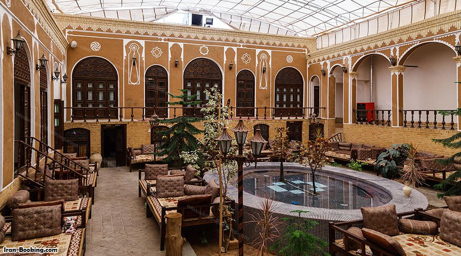 Rose Traditional Hotel Yazd