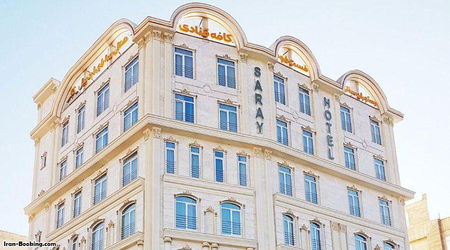 Saray Hotel Ardabil