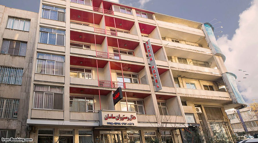 Sasan Hotel Tehran