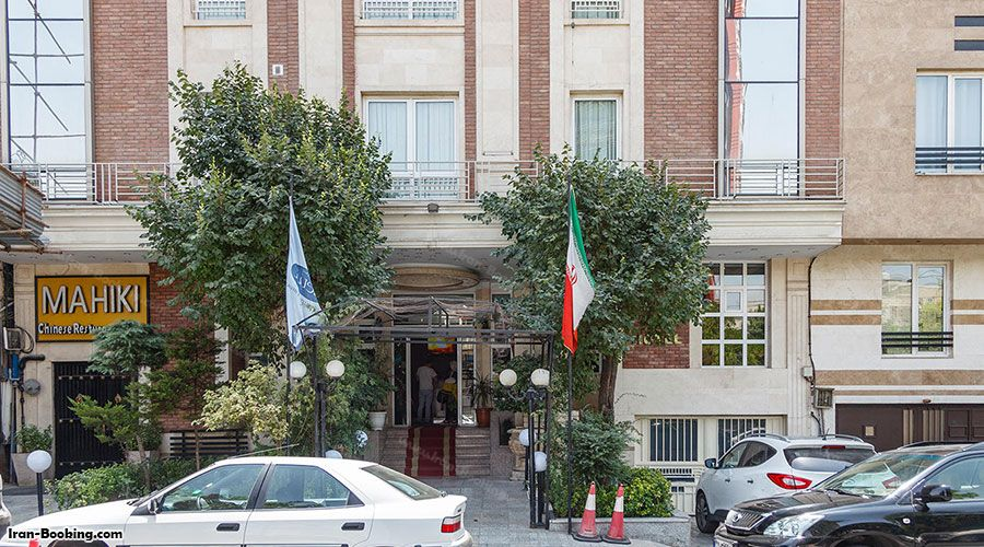 Tavrijh Hotel Apartment Tehran