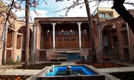 image 1 from Behroozi House Qazvin