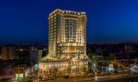 Ghasre Talaee Hotel Mashhad