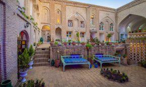 هتل خانه تاریخی طبیب شوشتر