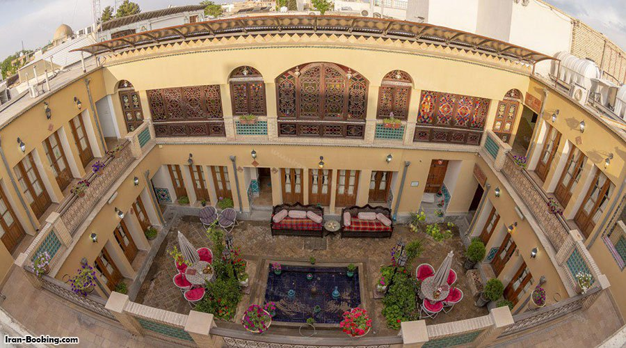 Toloe Khorshid Hotel