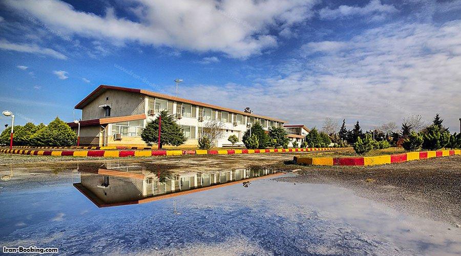 هتل جهانگردی نمونه انزلی
