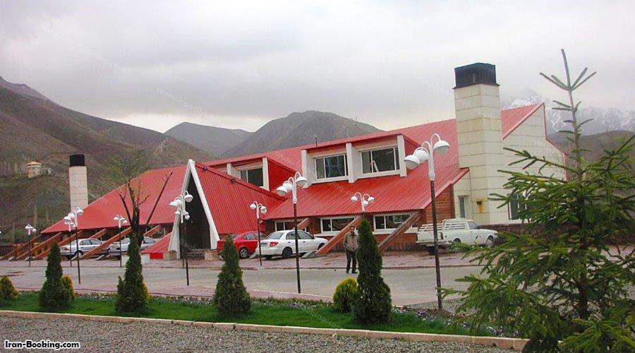 Jahangardi Hotel Meygoon