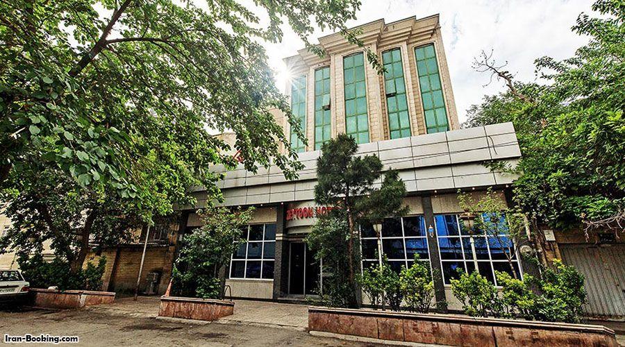 Zeytoon Hotel Mashhad
